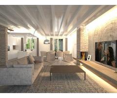 Villa bifamiliare via Raimondo Franchetti, Preganziol