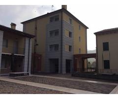 Appartamento via La Valle, Monfumo