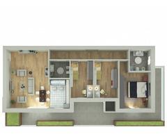 Appartamento via palladio, Preganziol