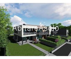 Villa a schiera via Piave, Altivole