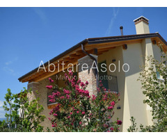 Villa bifamiliare via cà falier, Asolo