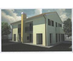 Villa bifamiliare, nuova, 160 mq, Mogliano Veneto