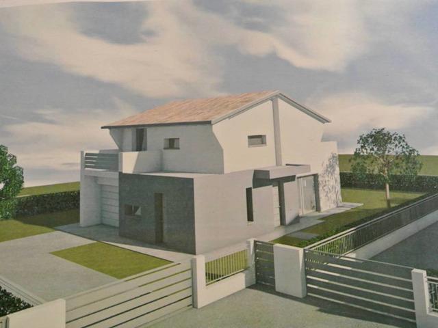 Villa unifamiliare, nuova, 170 mq, Carbonera