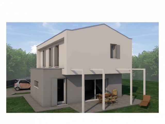 Villa unifamiliare, nuova, 120 mq, Casale sul Sile